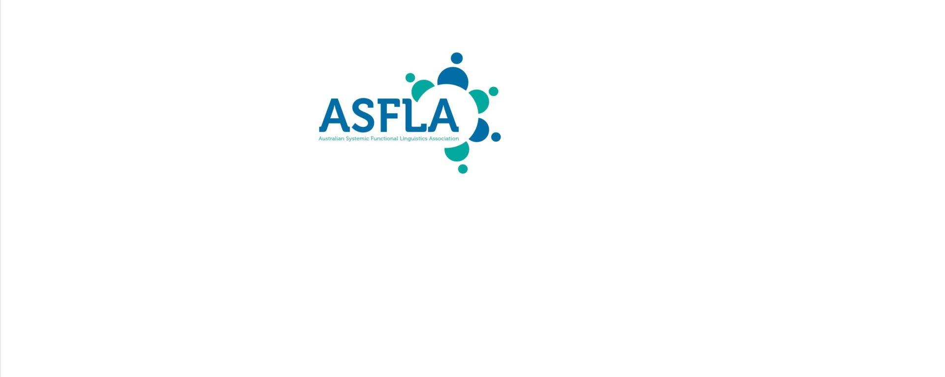 ASFLA - Australian Systemic Functional Linguistics Association